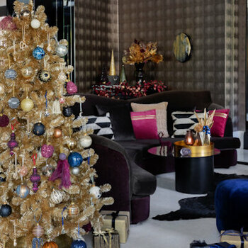Luxe Christmas Trend