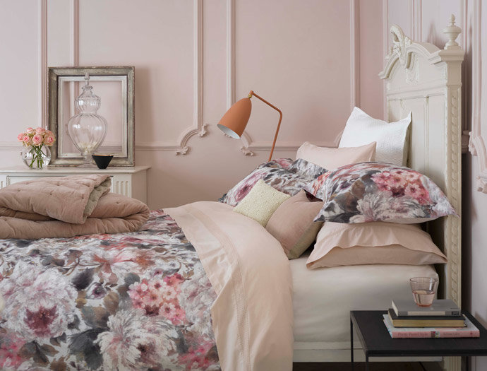 romantic pink bedroom ideas - Home Inspiration Ideas