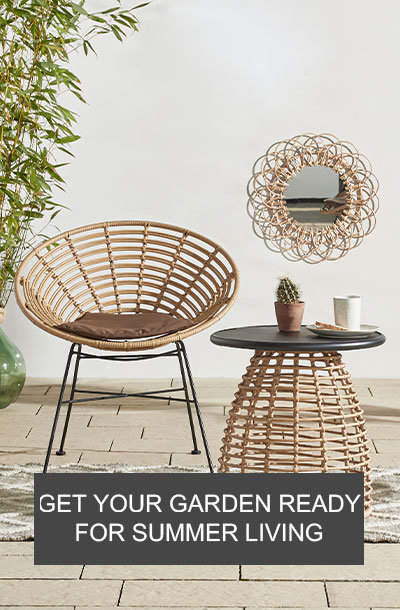 luxury outdoor garden furniture and accessories