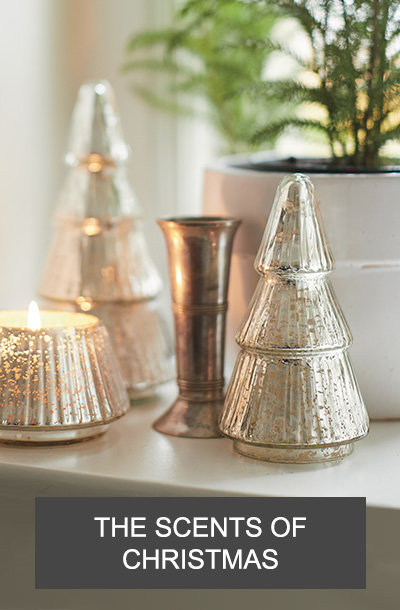 designer christmas candles diffusers and home fragrance