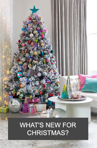 Designer Christmas home decorations