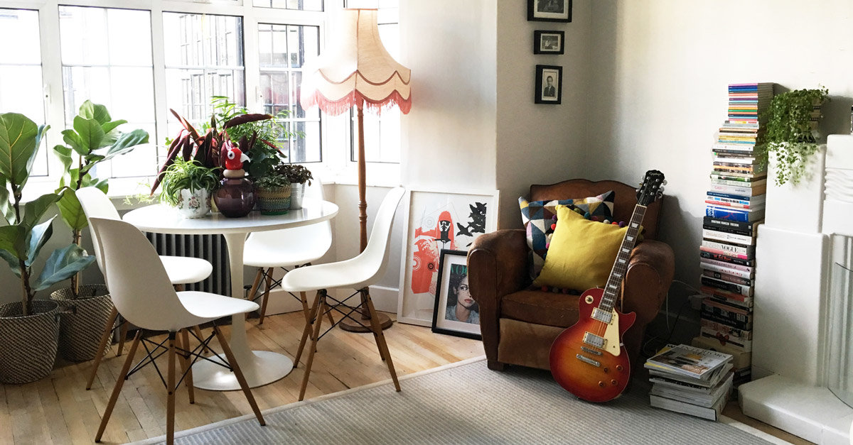 Inside Claudia Baillie's Home - Be Inspired