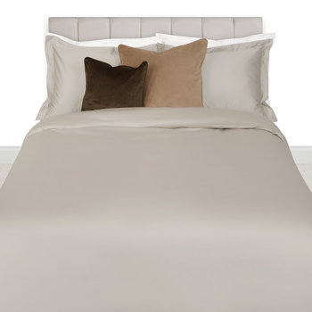 500 Thread Count Bed Linen - Taupe