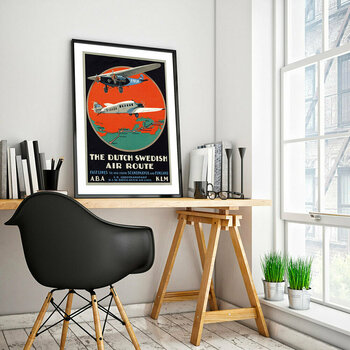 Airlines Print Collection