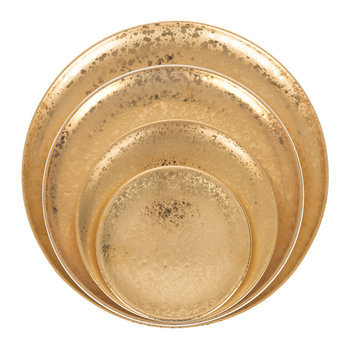 Alchimie Gold Tableware Collection