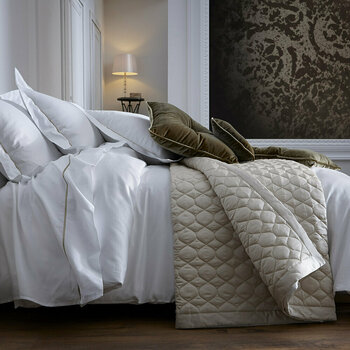 Alma Gold Bed Linen