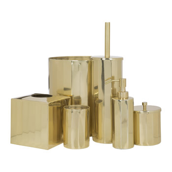 Buy Gold Bathroom Accessories Sets