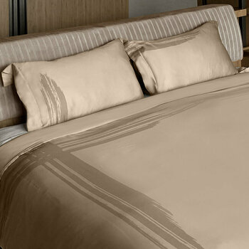 Artisan Brush Dusty Bronze Bed Linen