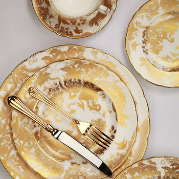 Aves Gold Tableware