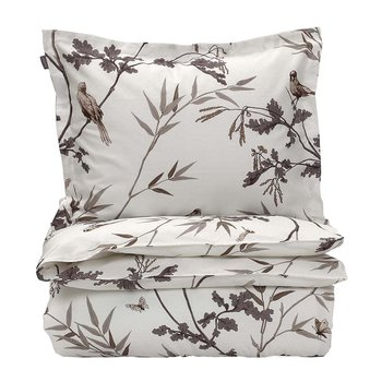 Birdfield Bed Linen Collection - Eggshell