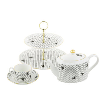 Buzzing Bee Tea Set