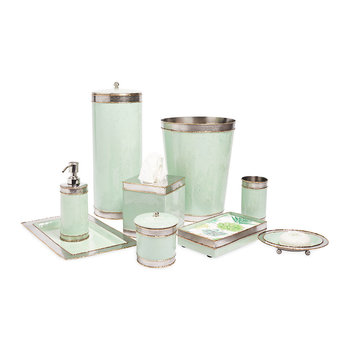 Cascade Surf Bathroom Accessory Set