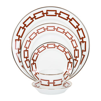Catene Scarlatto Tableware Collection
