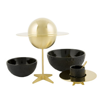 Cosmic Lunar Tea Set Collection