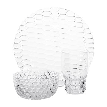 Jellies Family Tableware - Crystal