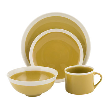 Datia Mustard Tableware