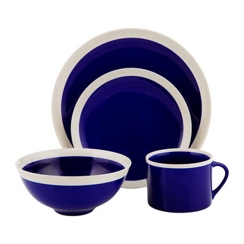 Datia Navy Tableware