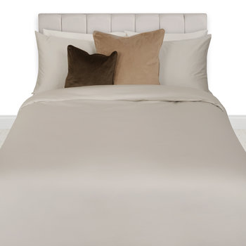 Egyptian Cotton Bed Linen - Taupe