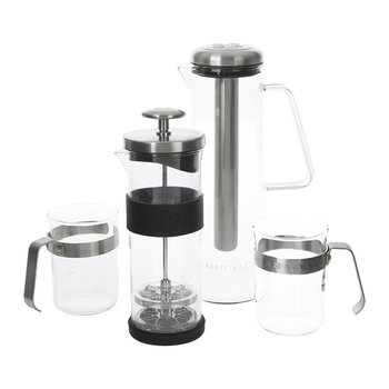 Electric Steel Coffee Collection