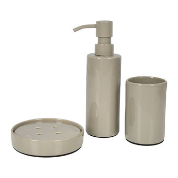 Forte Bathroom Accessory Set