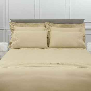 Furness Bed Linen Collection - Taupe