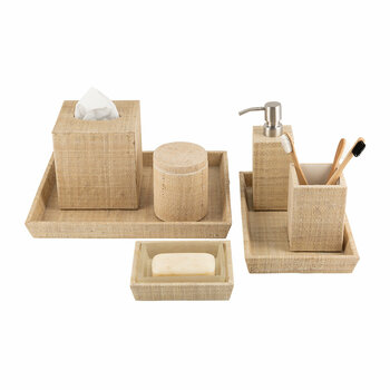 Ghent Bathroom Accessory Set