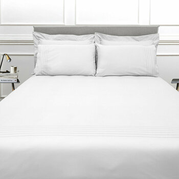 Grafton Bed Linen Collection - White