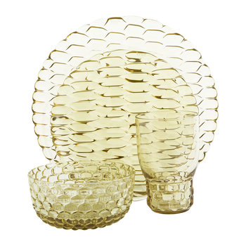 Jellies Family Tableware - Green