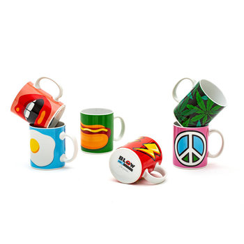 BLOW by Job & Seletti - Mugs