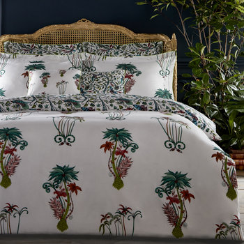 Jungle Palms Bed Linen