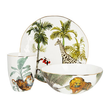 Jungle Tableware