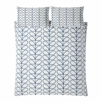 Linear Stem Whale Bed Linen
