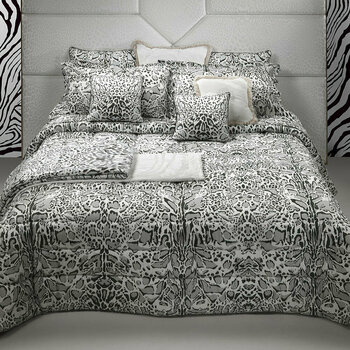Linx Gray Bed Linen