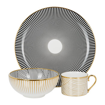 Lustre Dhow Tableware