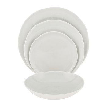 Maguelone Grey Cashmere Tableware