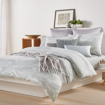 Marble Bed Linen Collection
