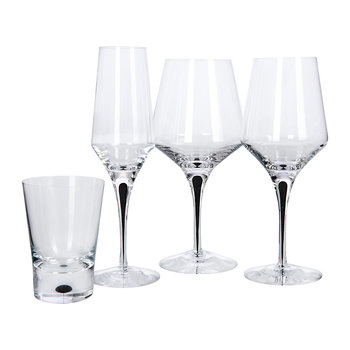 Metropol Glassware Collection