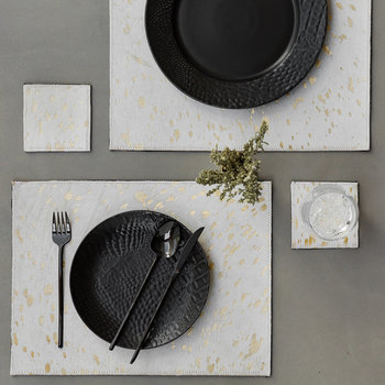 Monroe Black Tableware
