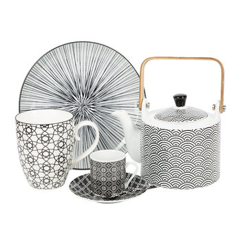 Nippon Black Tea Set