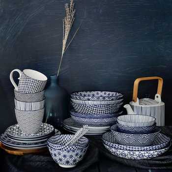 Nippon Blue Tableware