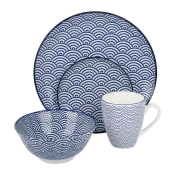 Nippon Blue Wave Tableware Collection