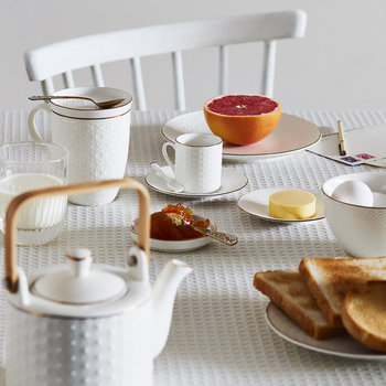 Nippon White Tableware