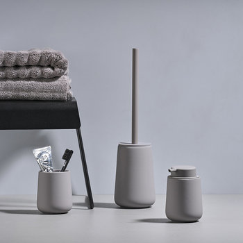Nova Bathroom Accessory Set - Grey