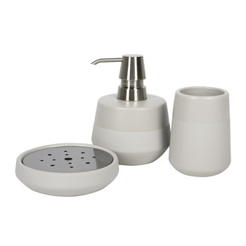 Opaco Bathroom Accessory Set - Shark