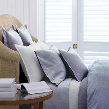 Oxford Navy Bed Linen