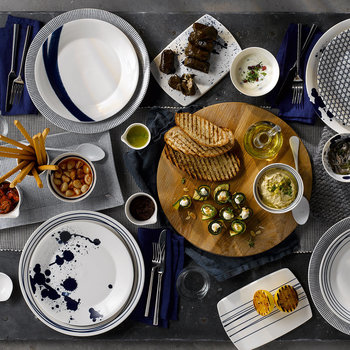 Pacific Blue Tableware