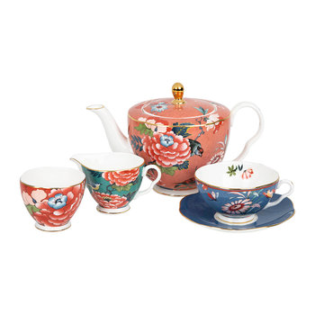 Paeonia Tea Set