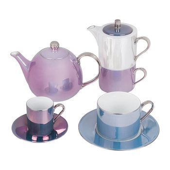 Polka Tea Set - Pastel