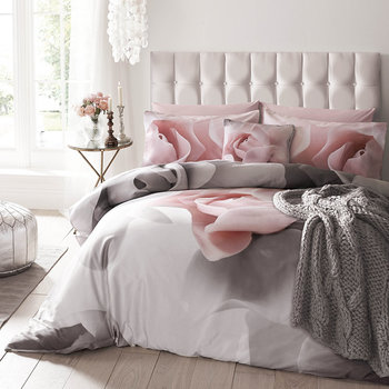 Porcelain Rose Bed Linen