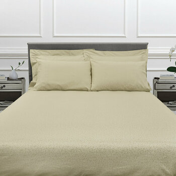 Princess Grace Bed Linen Collection - Taupe